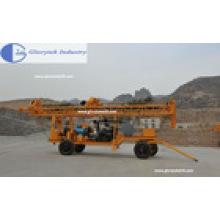 Equipamento de perfuração de poço montado reboque Gl-III para venda