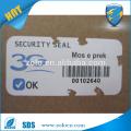 Uso personalizado da etiqueta e material de vinil lolgo label sticker vinil etiqueta impressão adesivo