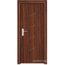Interior PVC Door Made in China (LTP-8025)