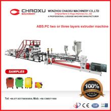 Auto Plastic Beauty Case, Hand Travel Luggage Making Machine- Yx-21ap