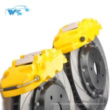 Новые модели высокопроизводительных qualityfront тормозные суппорты WT8530 Тормозная система комплект для BMW f30 с 19rim колеса тормозной диск ступица 355*28мм