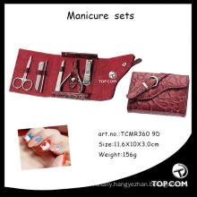 german manicure set, wusthof manicure set, man's manicure set