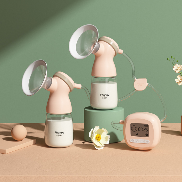 Electric Double Breastpump