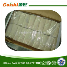 frozen packaging spring roll