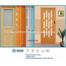 DAG Plastic PVC panel Door