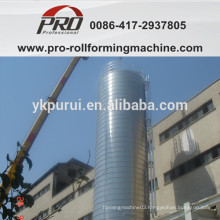 PRO Lipp steel silo forming and seaming machine