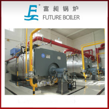 Wns Industrial 3-Pass Horizontal Oil/Gas Fired Steam Boiler