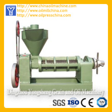 Extractor Press Oilnut Oil