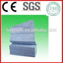 Le chiffon industriel libre de peluches de Spunlace nettoie le tissu non-tissé de lingettes