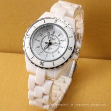 Reloj de cuarzo con diseño de cliente Design Plastic Girl