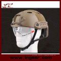 Équipements tactiques Pj casque Combat militaire casque avec visière