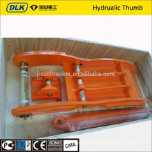 LIEBHERR excavator thumb, excavator bucket thumb, hydraulic thumb