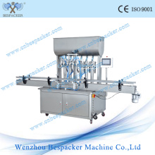 Máquina de engarrafamento de aço inoxidável automática da água