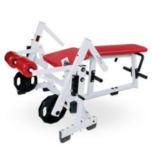 Fitness Hammer Strength Iso-Lateral Leg Curl Machine Gym