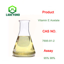 Vitamin E Acetate D-alpha tocopherol Acetate CAS No. 7695-91-2