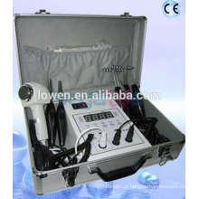 Máquina galvânica portátil para uso doméstico