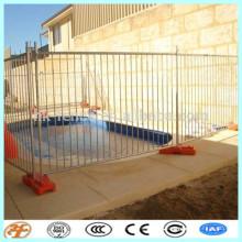Fornecimento de fábrica 2.1x1.5m cerca de piscina portátil