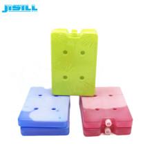 Paquet réutilisable de congélateur de glace de gel avec le matériel de changement de phase