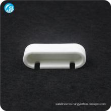 white ceramic resistor steatite ceramic parts for machine