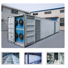 Containerized Block Ice Machine (20T)