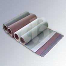 Silicium recouvert de tissu