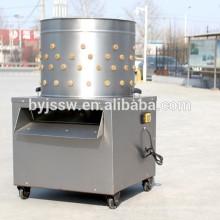 Máquina de desplumadora de pollos para aves de corral y pluma de pollo Plucker hecha en China