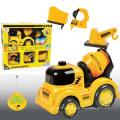 Plastique 2 canaux 4 dans une voiture de camion de R / C télécommande voiture peut bricolage (1098010)