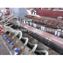 Ligne de machine à planche en PVC