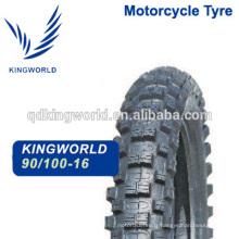 90/100-16 pour pneu de pneu de moto route