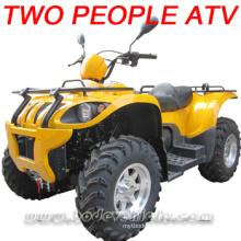 Alta calidad amarillo acero 500cc 4x4 argo vehículo anfibio para la venta (mc-398)