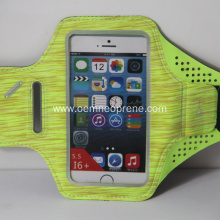 Colorful Gym Running Mobile Phone ArmBands 5.5 inch