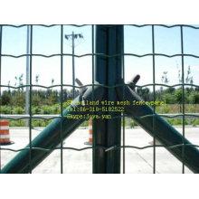 Panneau de clôture en treillis métallique Holland
