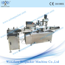 Automatic Eyedrops E-Liquid Filling Machine Capping Machine