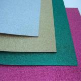 Colorful Glitter Paper