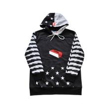 De buena calidad ocio deporte hoodie fabricante con diseño personalizado (h5016)