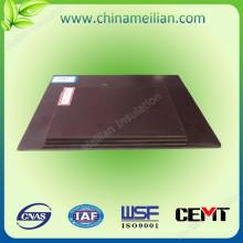 Hoja laminada de aislamiento de tela eléctrica magnética (H)