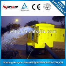 Bomba de água de irrigação Powered by DEUTZ Diesel Engine (100KW)
