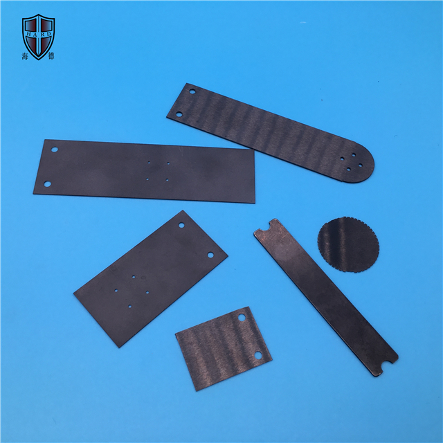 black zirconia sheet