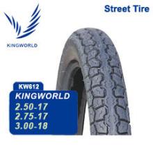 pneumático de tubo de alta qualidade 2.50-17