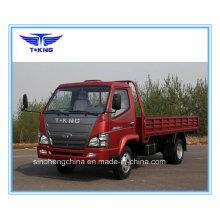 Camion léger diesel de haute qualité de 2 tonnes / ramasser