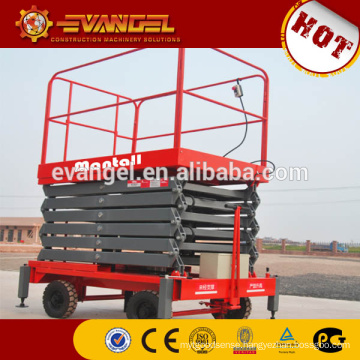 fork design scissor lift platform scissor lift platform for wheelchair
