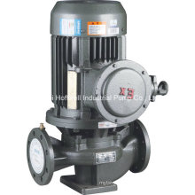 IRG Vertical Pipeline Centrifugal Water Pump