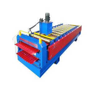 Quality for IBR Double Deck Making Machine,Ibr Double Layer Roll Forming Machine,Ibr Panel Wall Double Deck Roll Forming Machine Manufacturers and Suppliers in China Metal Double Layer Roof Sheet Roll Forming Machines export to Denmark Importers