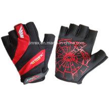 Trend Gym Fahrrad Fahrrad Half Finger Radfahren Padding Fahrrad Sport Handschuh