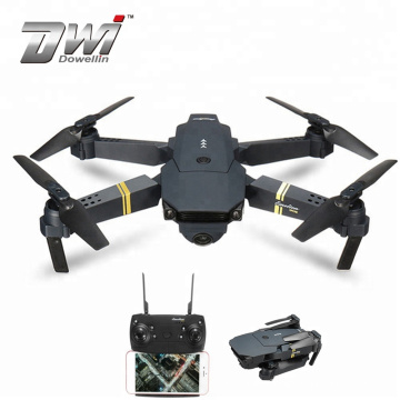 DWI Wholesale Auto Hover Function Selfie Foldable Drone With HD Camera