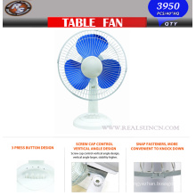 12inch Table Fan/Desk Fan with Factory Price Direct