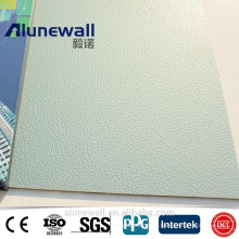 Alunewall main product High reflective embossed aluminum composite panel ACP