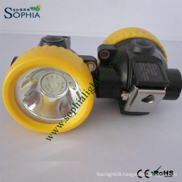 3000mAh LED Mining Cap Lights, Cap Lamp