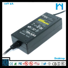 ac dc adapter 12v5a/ul ac dc adaptor 12v/ ac wall adapter