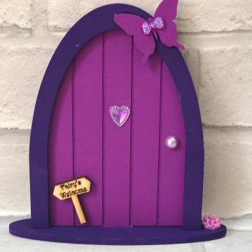 Dollhouse Tooth Fairy Door Kits For Child